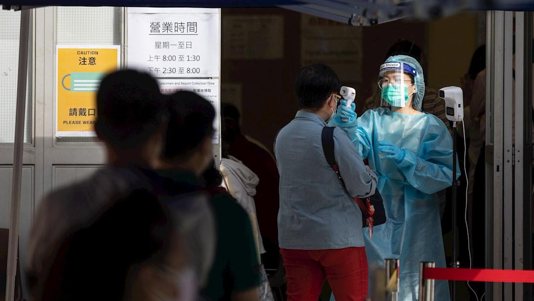 Hong Kong da 13 mil pesos a residentes que den positivo a COVID-19