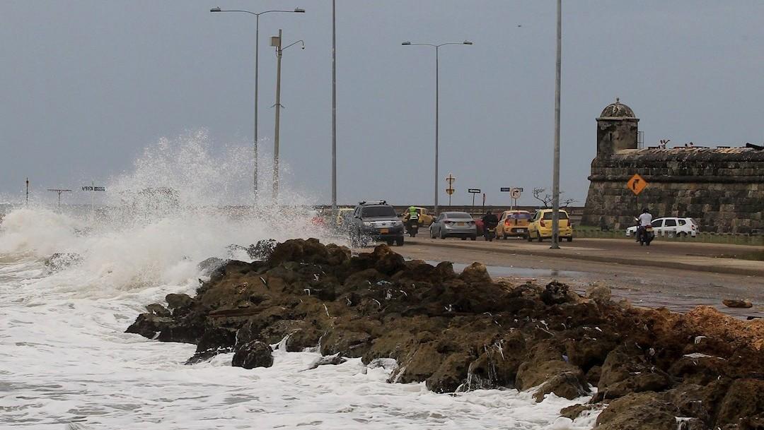Huracán Iota se intensifica a categoría 4 rumbo a Centroamérica