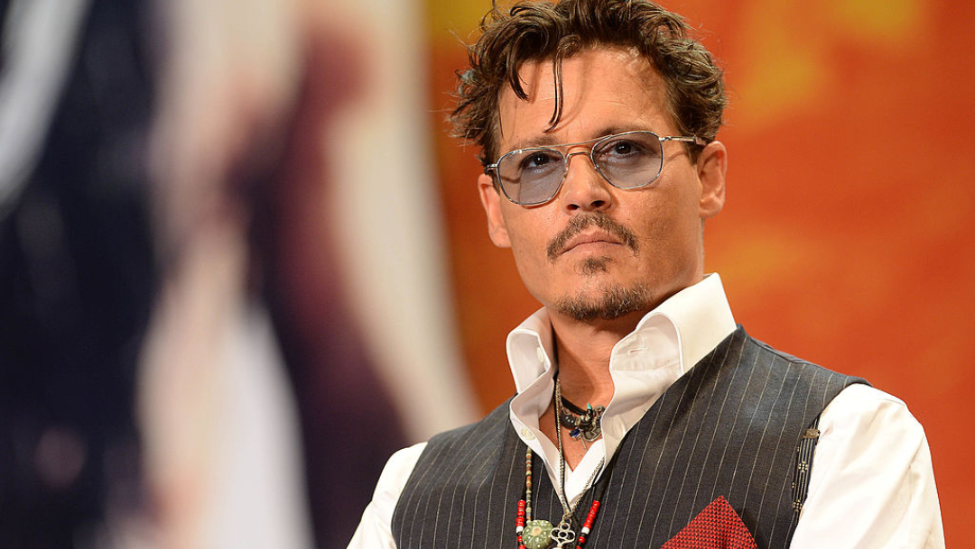 Johnny Depp. (Getty Images)