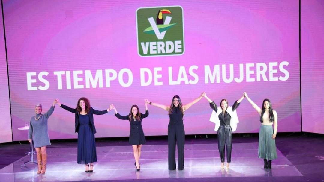 Karen Castrejón Presidencia Partido Verde