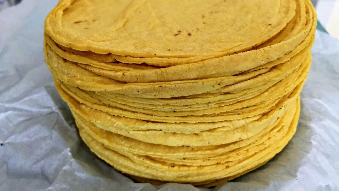 Precio de tortilla aumentará en México a partir de diciembre