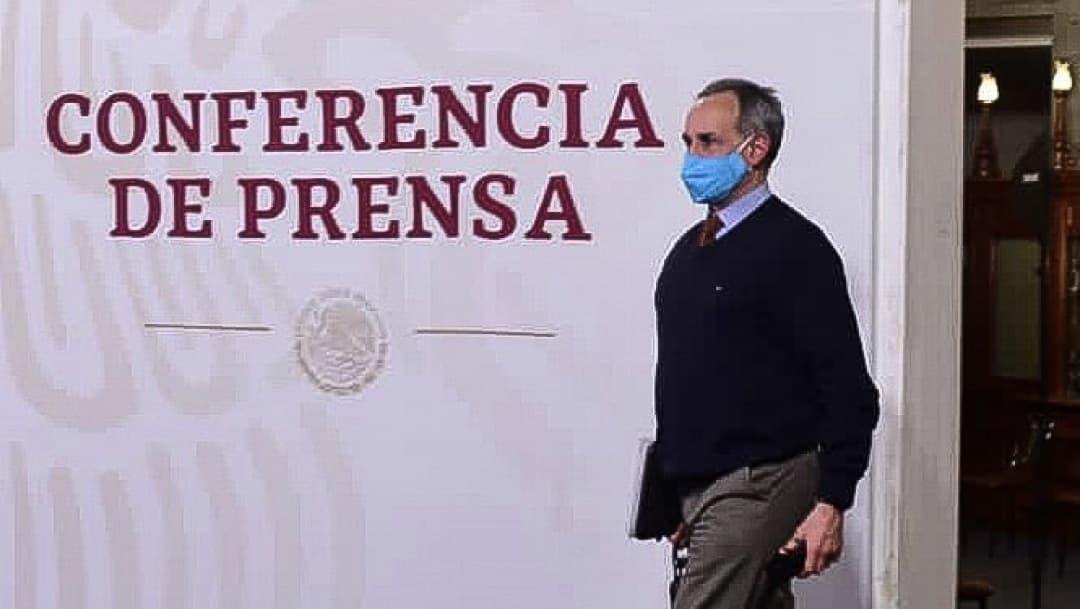 López-Gatell denuncia actos de corrupción en la COFEPRIS