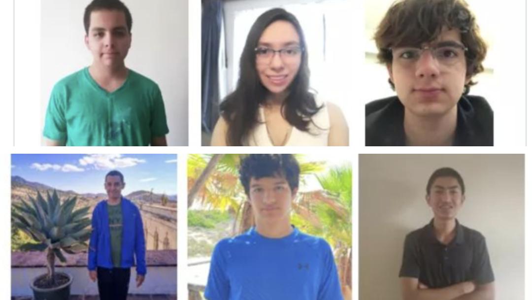 jovenes mexicanos concurso matematicas