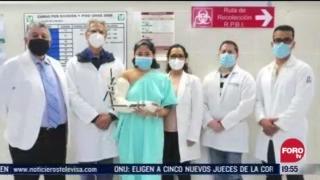 medicos del imss de leon realizan reimplante total de brazo