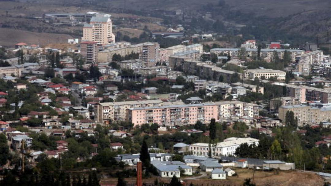 Fuerzas azerbaiyanas tomaron la estratégica ciudad de Shushi, en Nagorno Karabaj