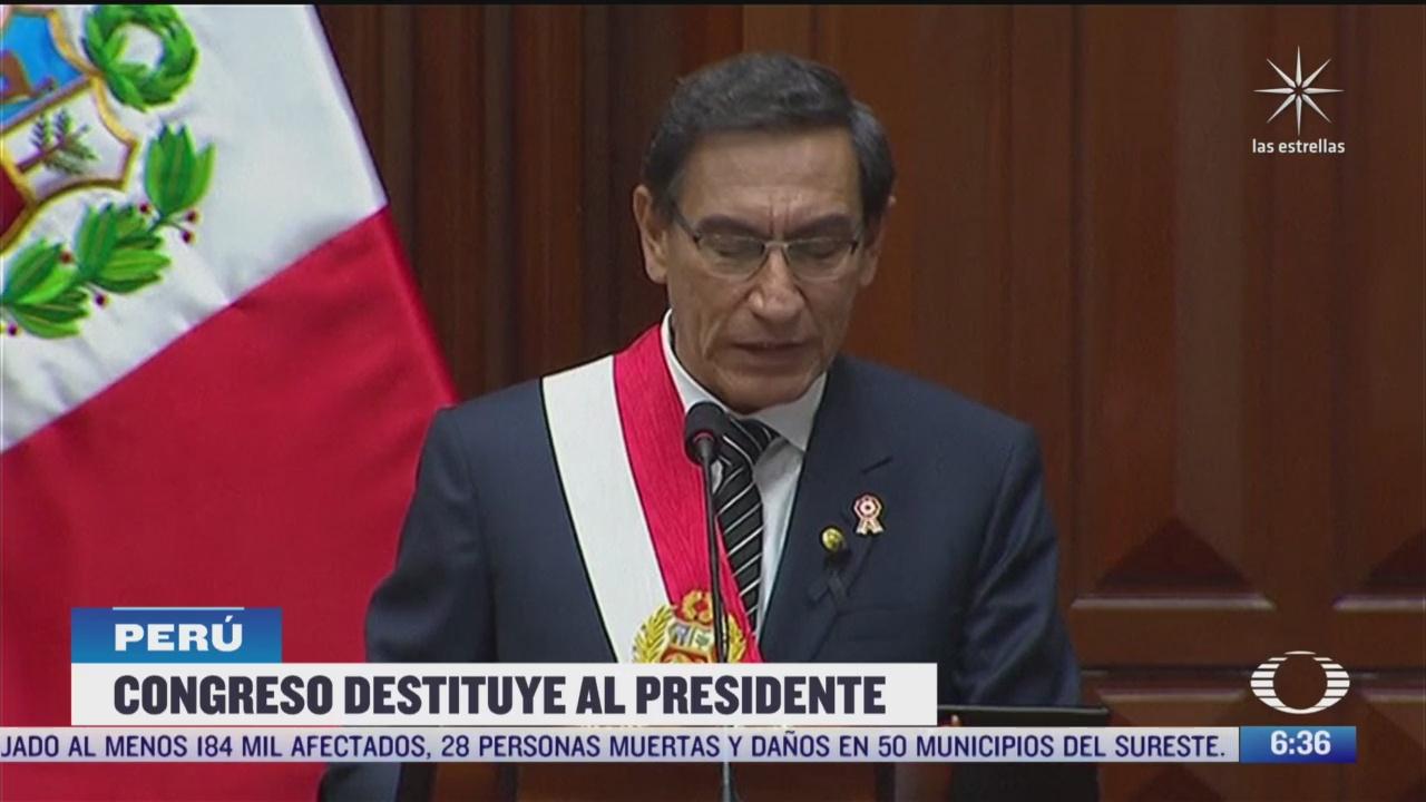 peru amanece sin presidente