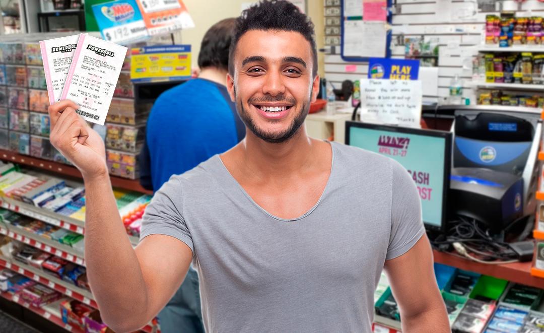 La lotería Powerball y TheLotter ponen en juego casi 2.9 millones de pesos