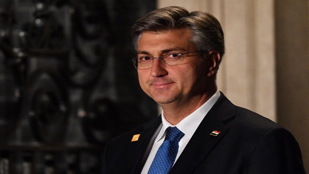 Primer ministro de Croacia da positivo por COVID-19