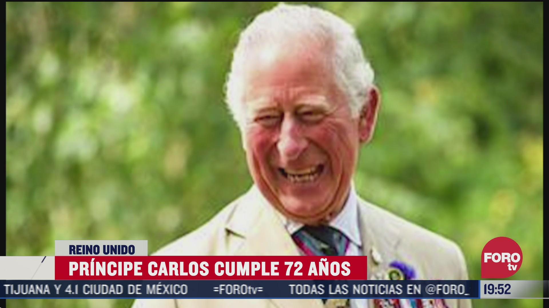 principe carlos cumple 72 anos