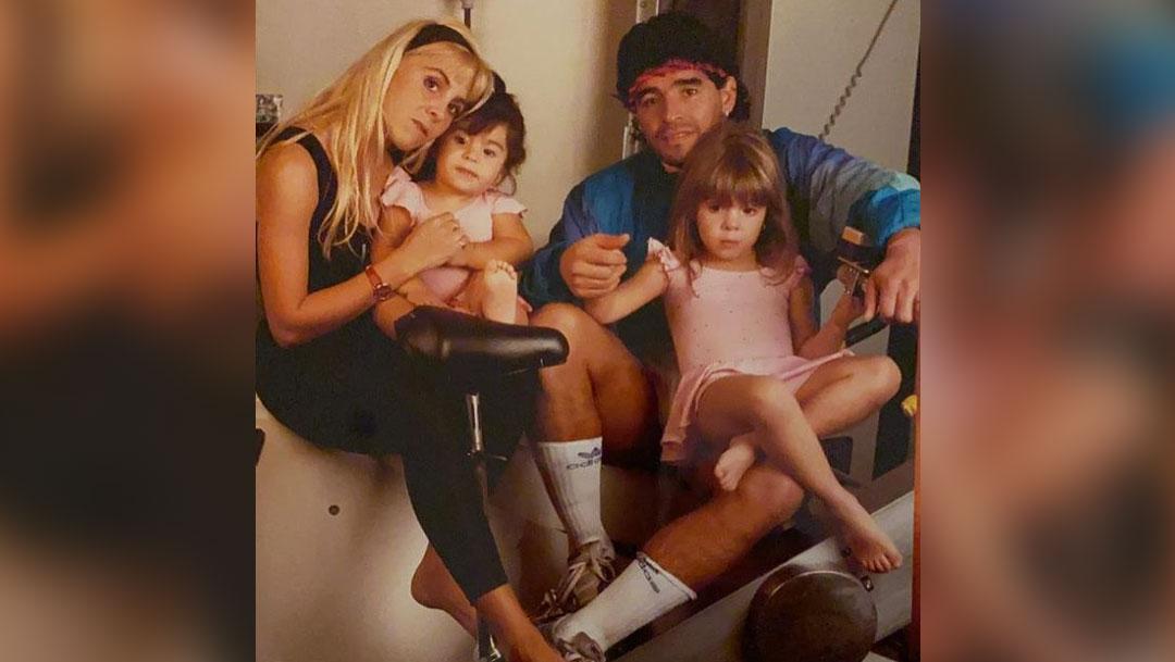 Claudia Villafañe, la exesposa de Diego Armando Maradona se ha hecho de un nombre propio en la televisión de Argentina