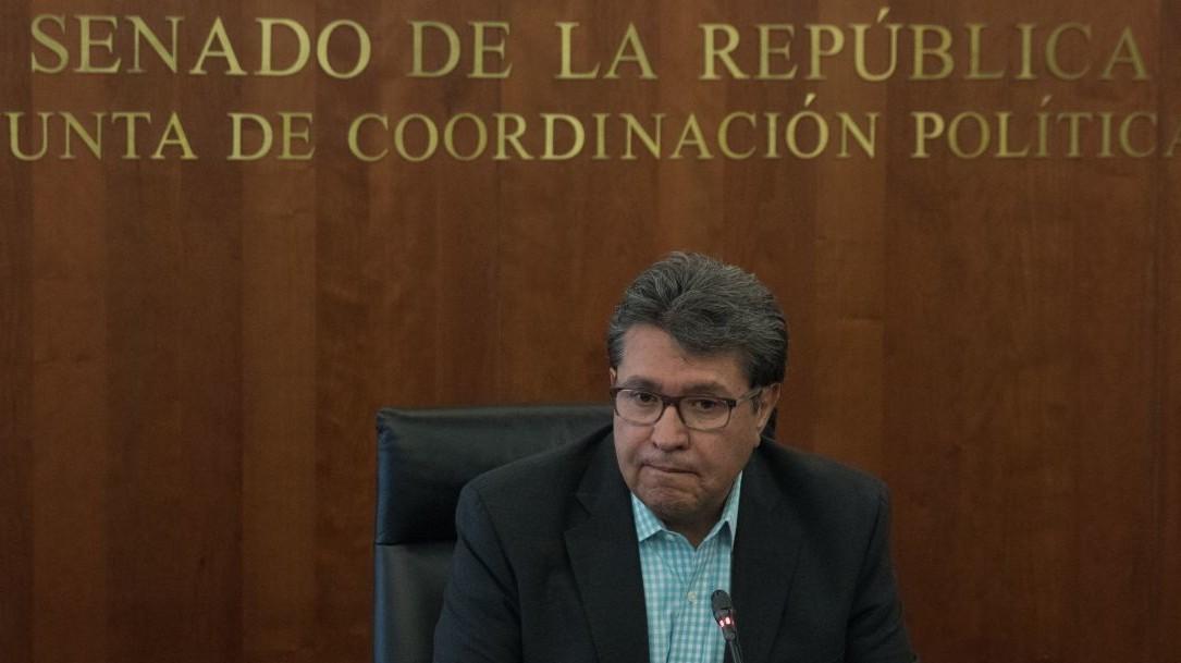 Monreal pide a legisladores retirar solicitudes de desafuero por accidente de la L12 del Metro