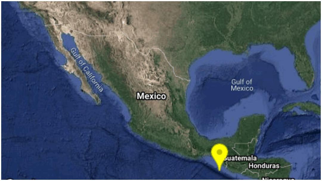 Sismos en Chiapas