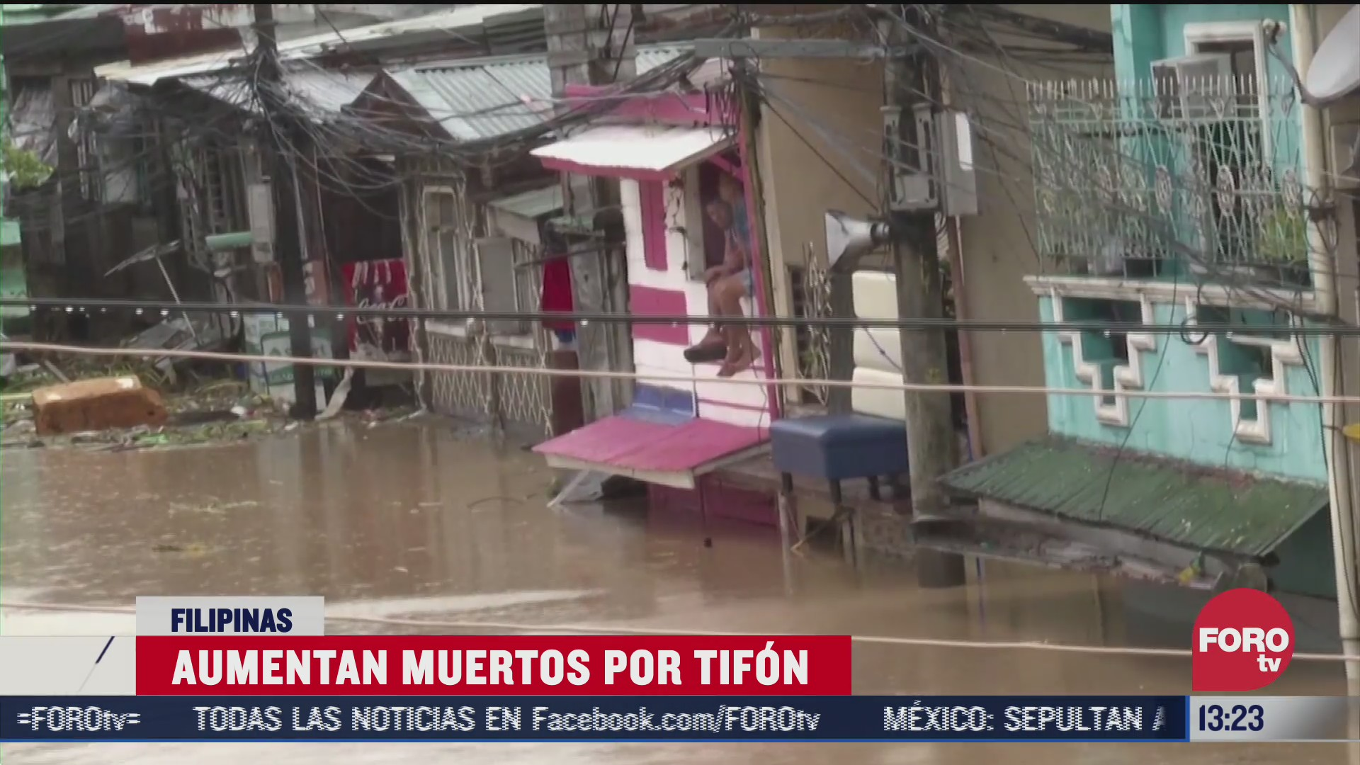 suben a 67 los muertos por tifon vamco en filipinas