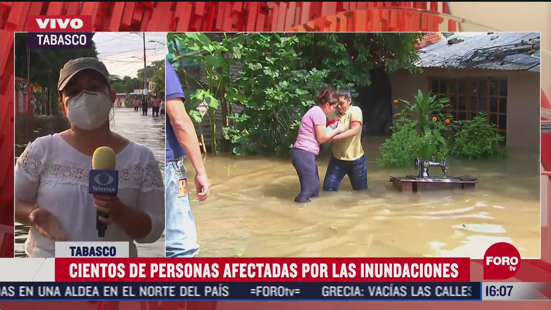 suben a seis los muertos los muertos en tabasco por inundaciones