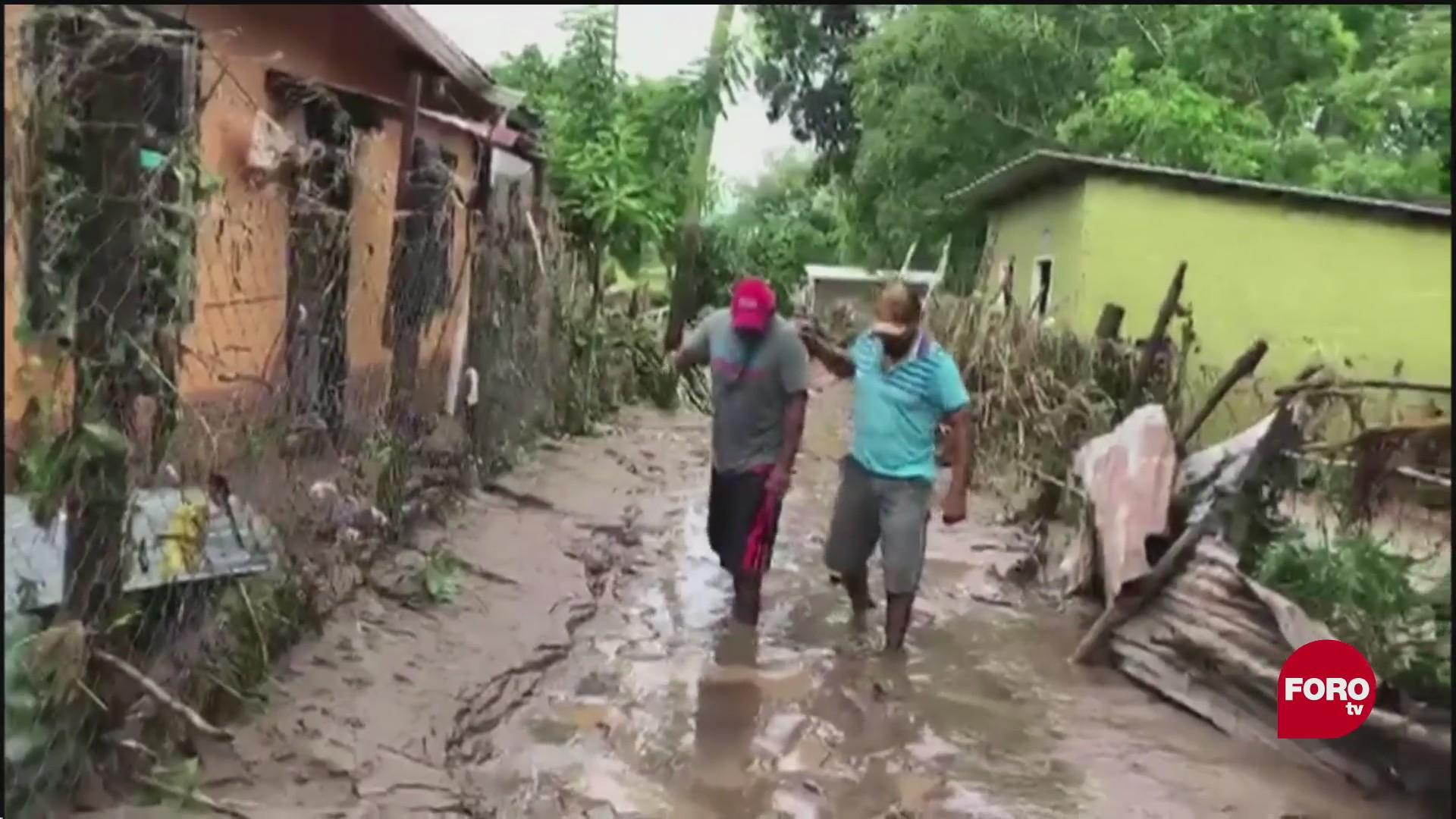 tragedia en guatemala y honduras