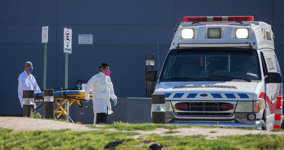 Por falta de atención personas han muerto en hospitales de Baja California