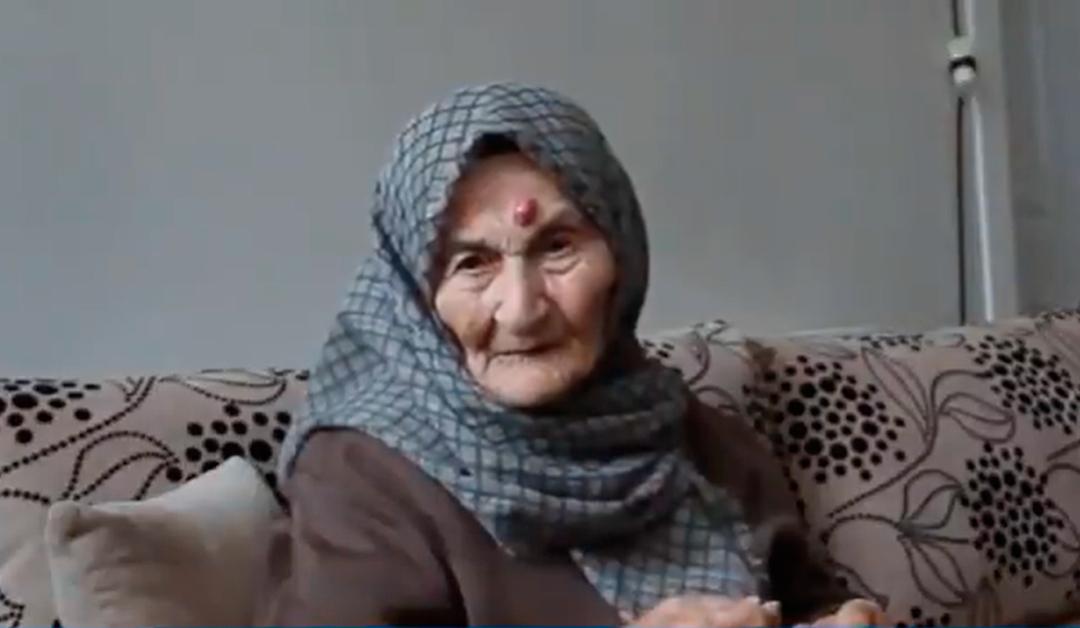 Abuelita de 105 años logra vencer el Covid en solo 5 días