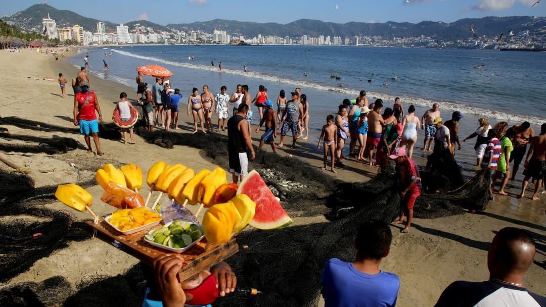 Acapulco registra máxima ocupación hotelera