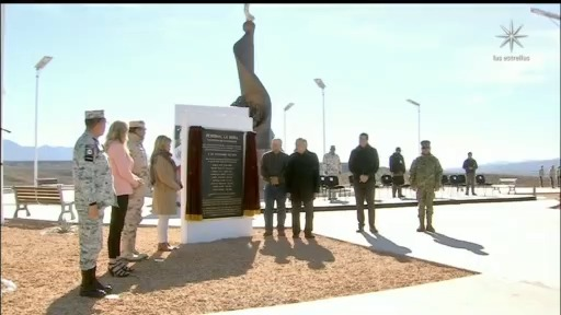amlo inaugura memorial en honor de las victimas lebaron