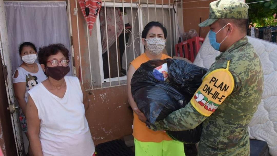 La Secretaría del Bienestar entregará 200 mil apoyos de 10 mil pesos a los damnificados de Tabasco
