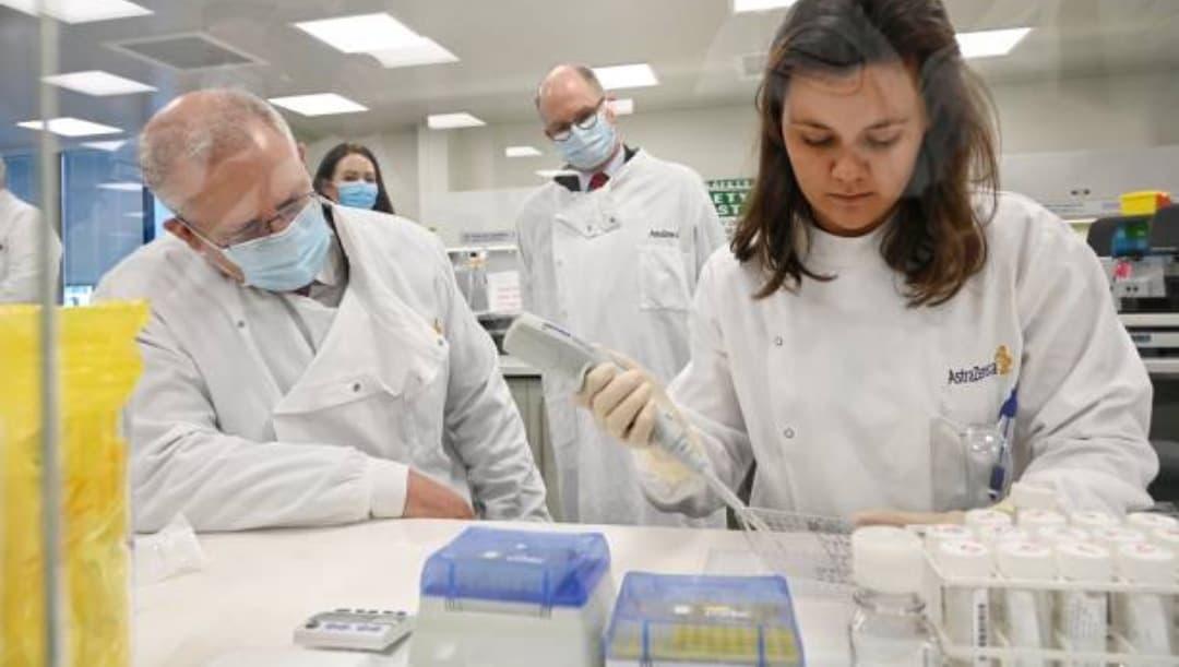 AstraZeneca logra 95% de efectividad en su vacuna contra COVID-19