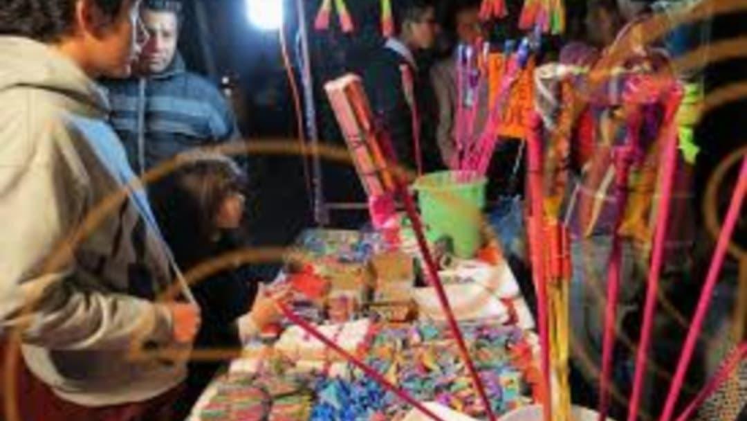 Campeche prohíbe venta de pirotecnia durante temporada navideña