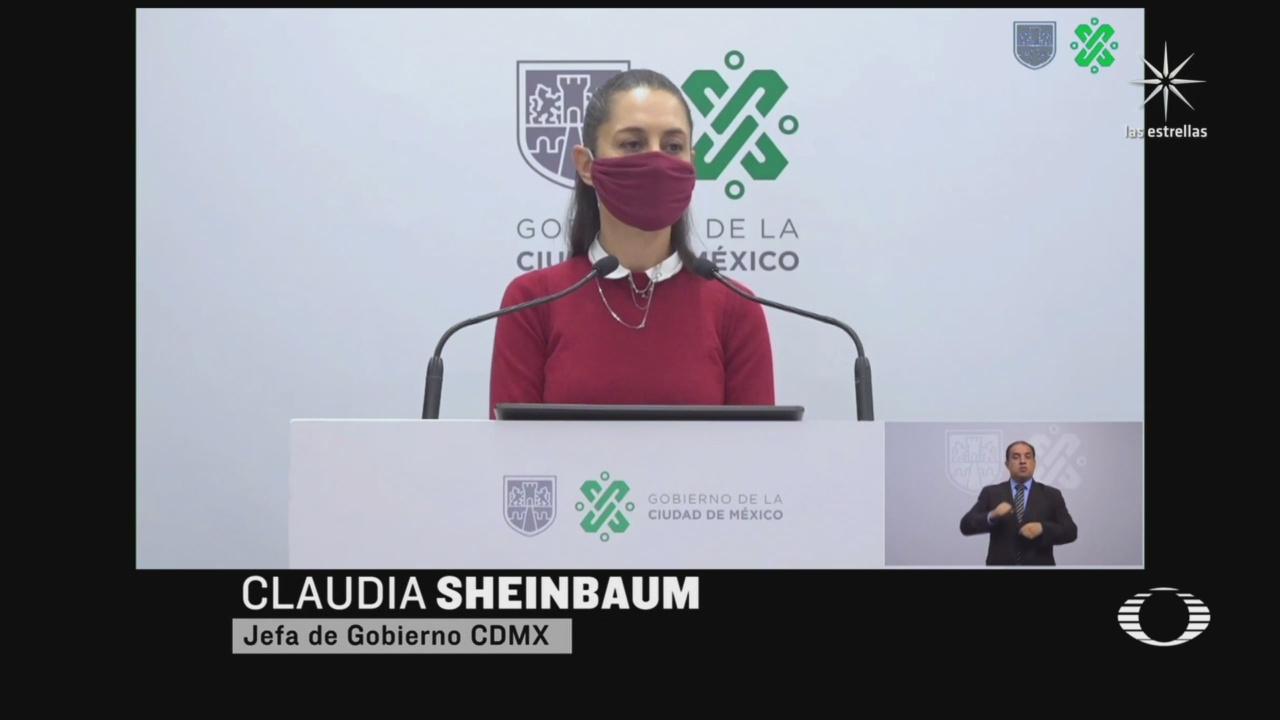 cdmx en alerta y emergencia por covid 19 anunciaran nuevas medidas