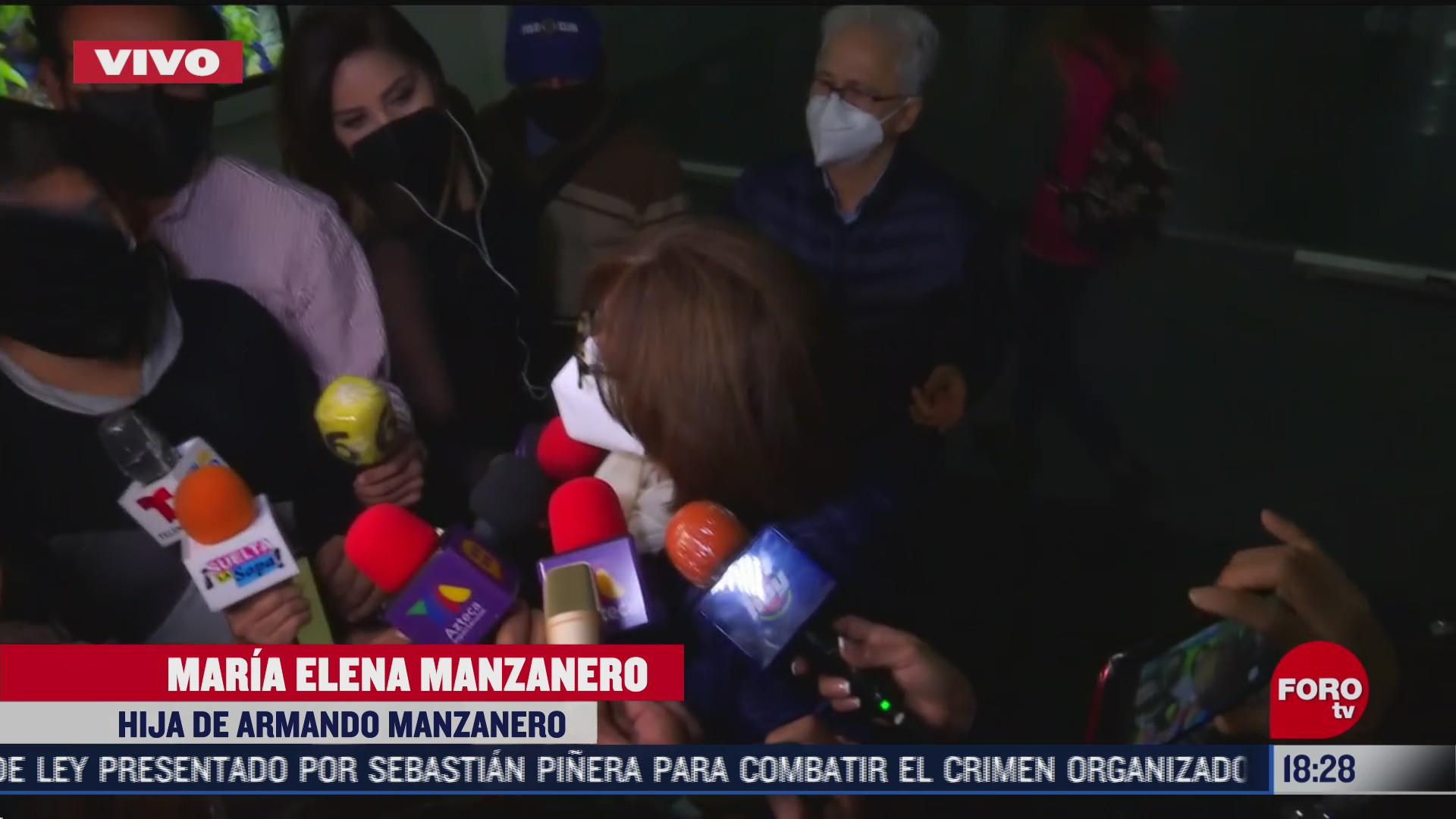 cenizas de Armando Manzanero serán trasladadas esta noche a su natal Yucatán asegura su hija