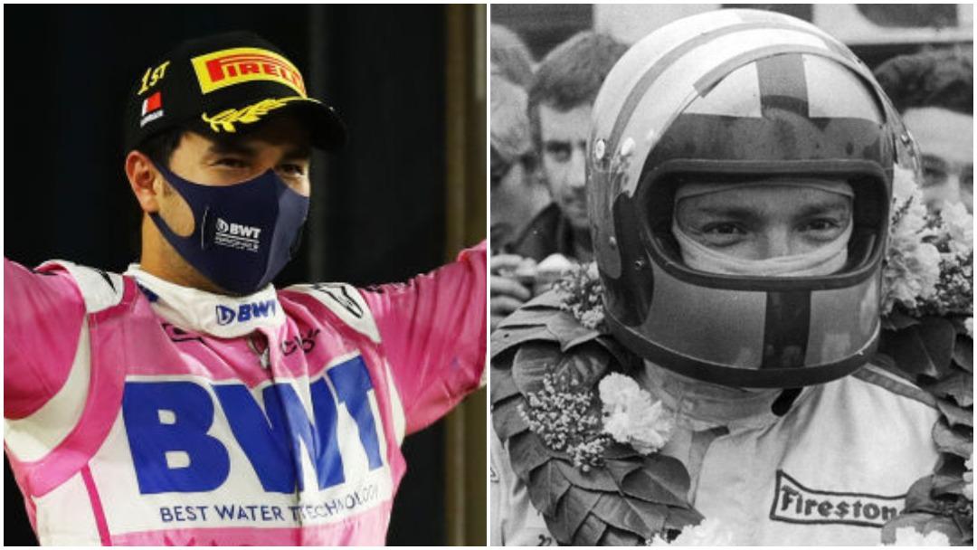 Checo Pérez y Pedro Rodríguez los mexicanos ganadores en la Fórmula 1