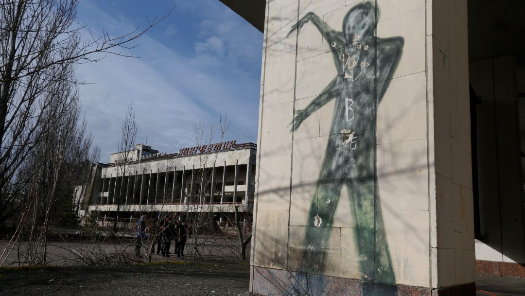 Ucrania quiere inscribir Chernóbil en el patrimonio mundial de la UNESCO