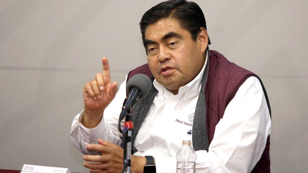 Miguel Barbosa Anuncia Cierre Activieades No Esenciales Puebla