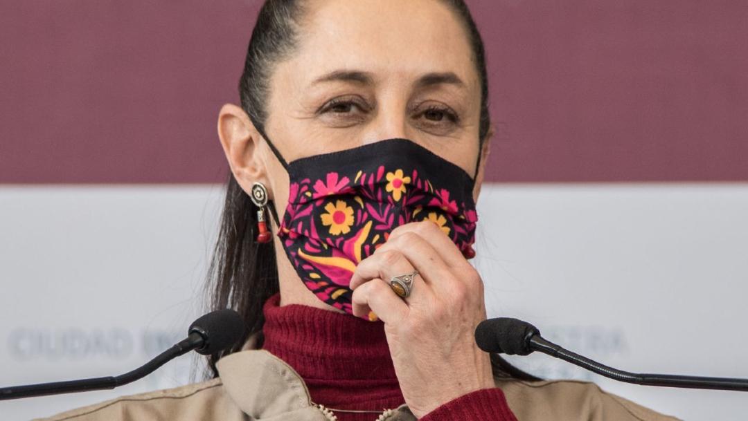 Claudia Sheinbaum Pardo, jefa del Gobierno de la Capital