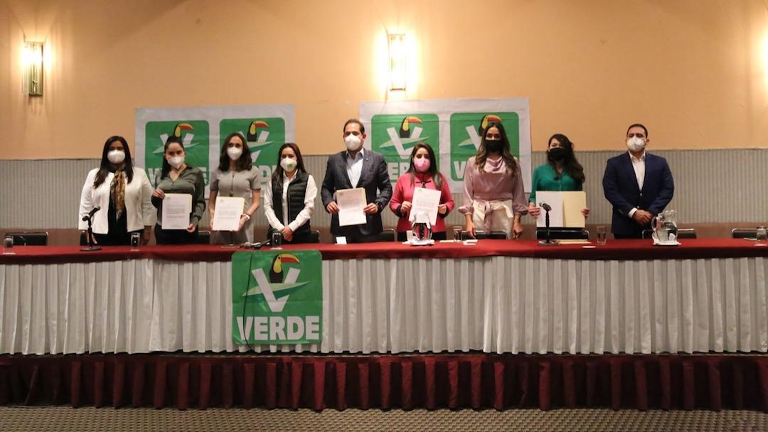 Partido Verde Ecologista Comité Ejecutivo Nacional