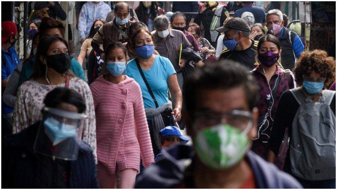 Más de 400 hospitales rebasan 70% de ocupación en México