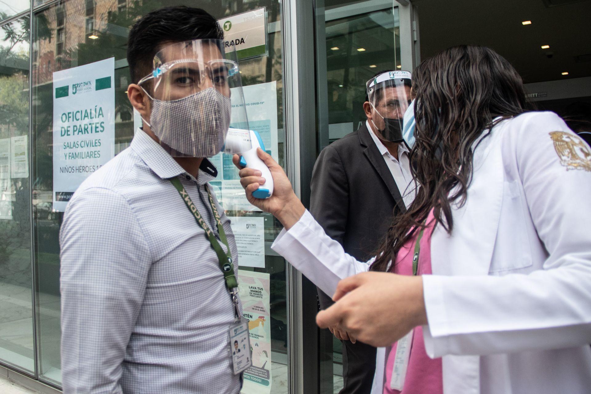 Sheinbaum pide a empresarios poner trabajo remoto por COVID – Noticieros  Televisa