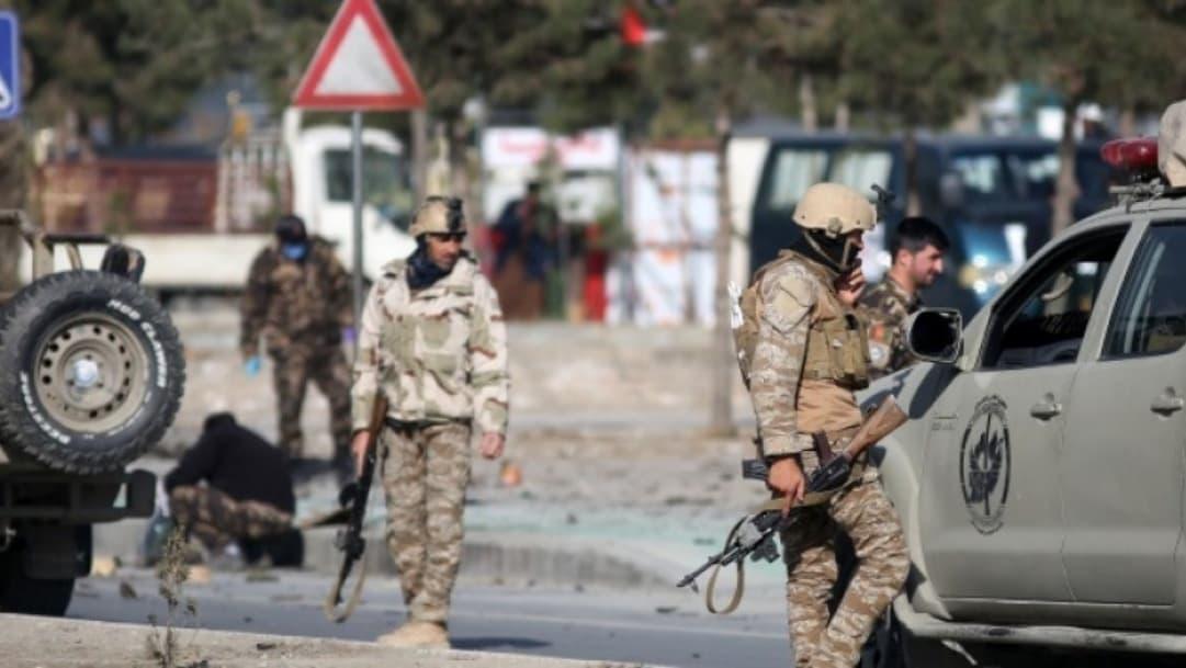 Decenas de talibanes murieron este fin de semana en Afganistán