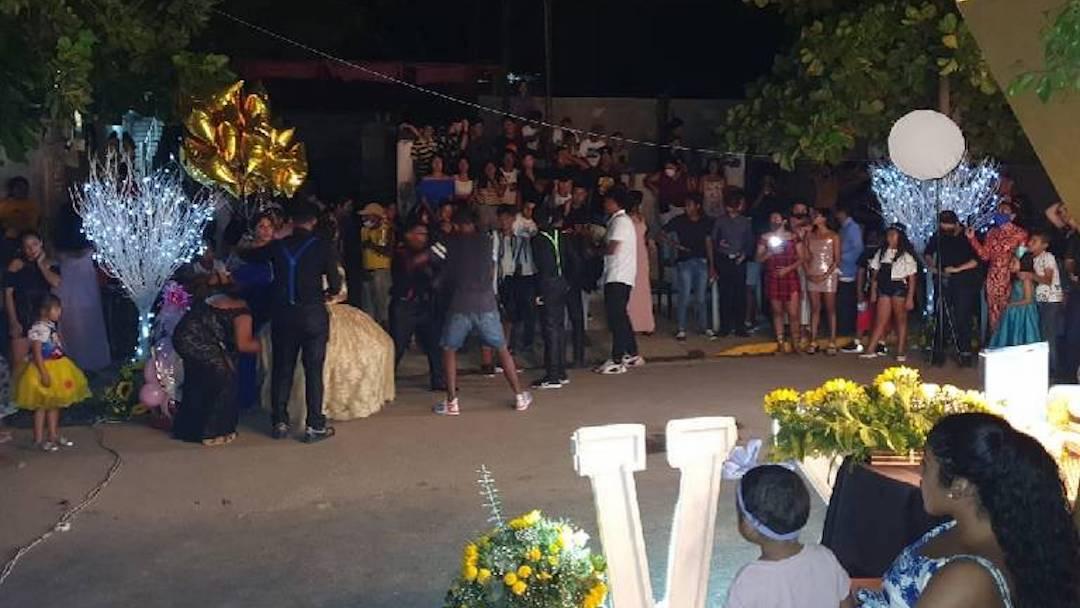 Fiesta XV Años Acapulco 500 Invitados