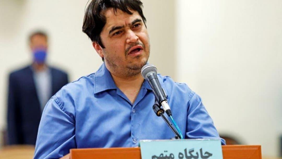 Irán ejecuta en la horca a periodista por incitar protestas