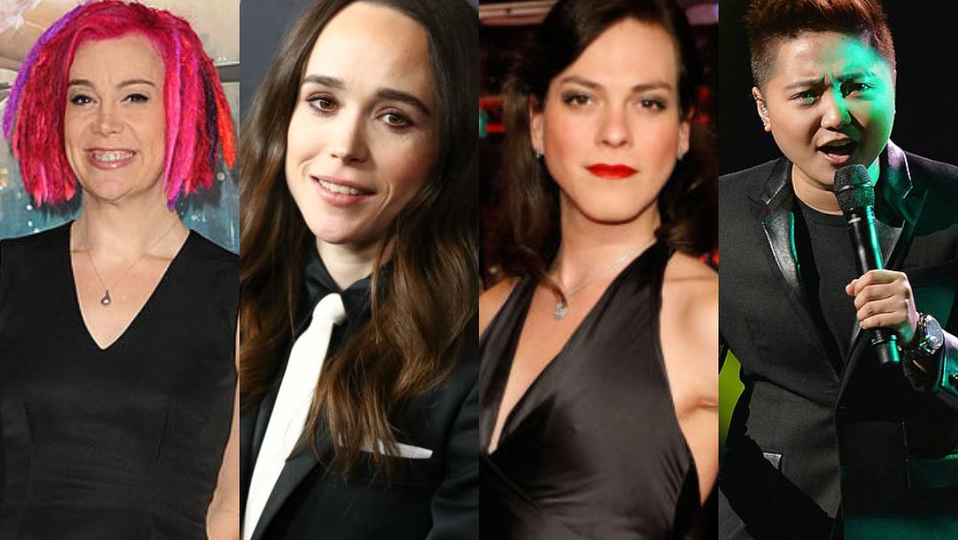 Seis celebridades trans que inspiran a miles de personas