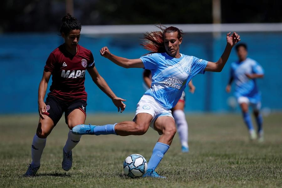 Debuta-primera-futbolista-trans-en-liga-femenina-argentina