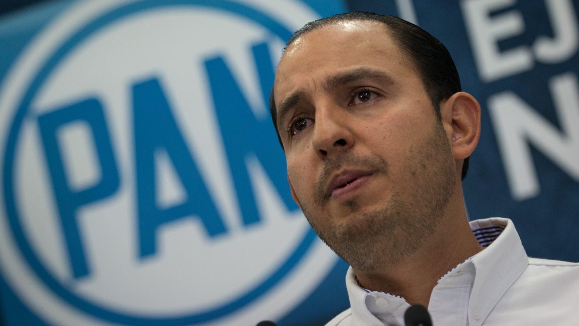 PAN evalúa dos años de AMLO, dice que es un gobierno 'patito'