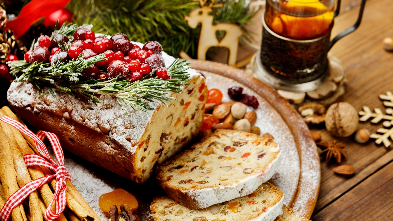 Pasteles navideños para navidad, recetas fáciles