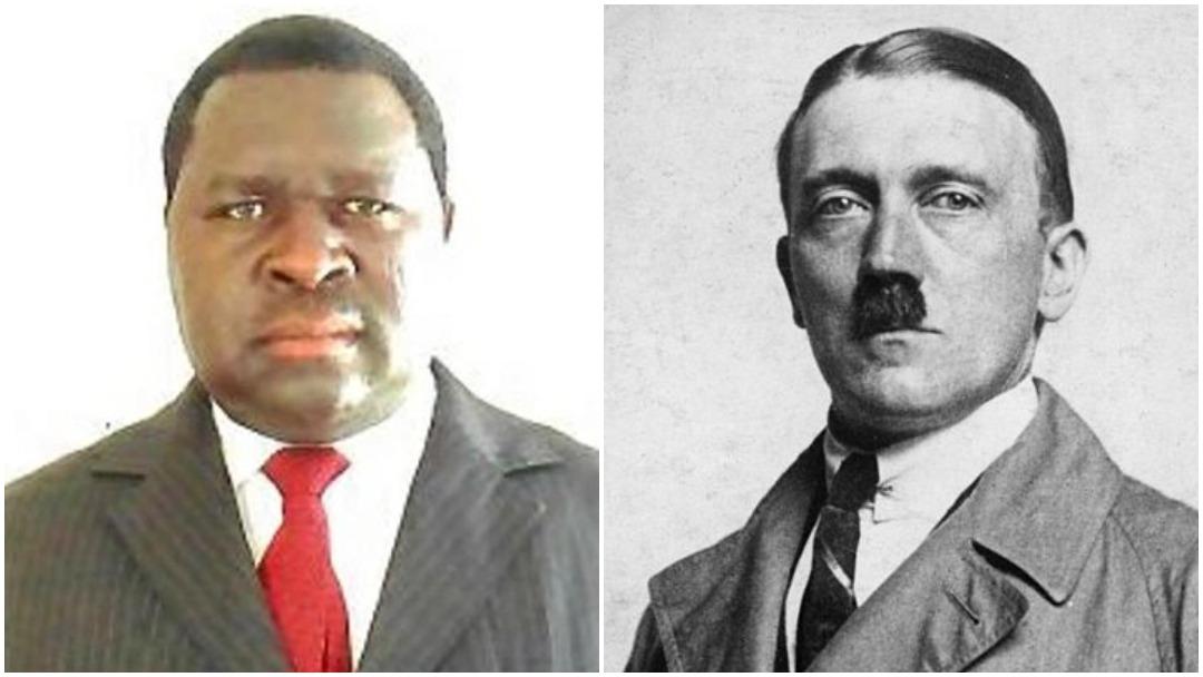Adolf Hitler es el nombre de este político en Namibia que ganó elecciones locales