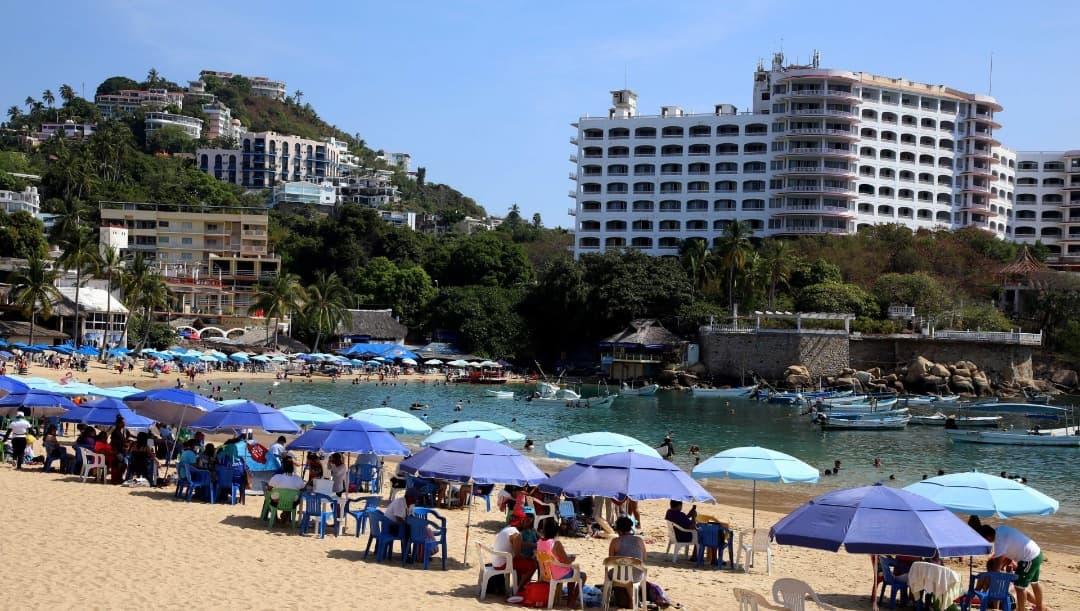 Acapulco sin agua potable debido a incendio forestal