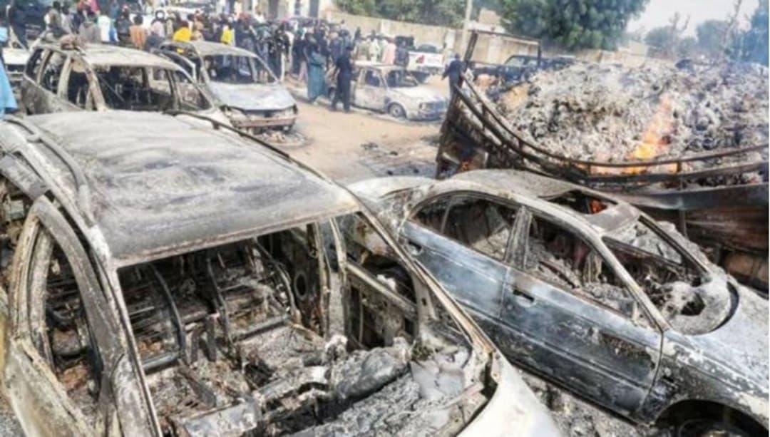 Ataques yihadistas en Níger causan 70 muertes de civiles