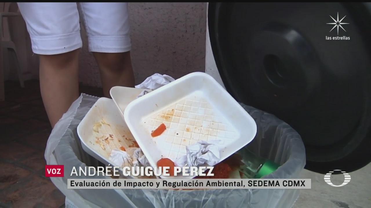 cdmx le dice adios a los plasticos de un solo uso