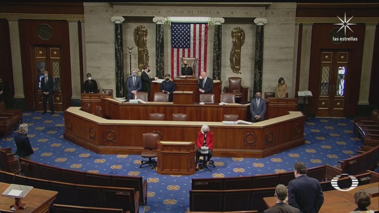 democratas inician tramite para juicio politico contra trump
