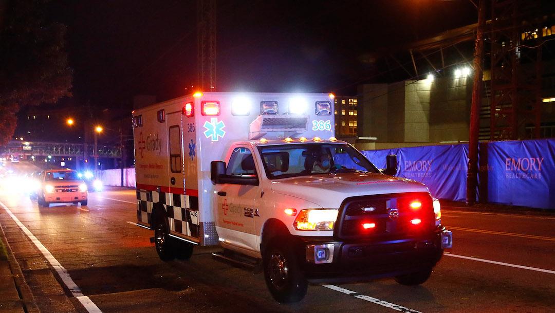 Ángeles Ambulancias Pacientes COVID-19