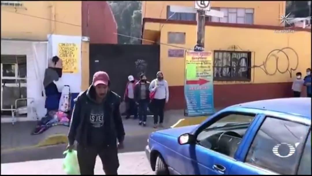 En San Bartolo Ameyalco no creen en el COVID-19, pero los contagios se multiplican