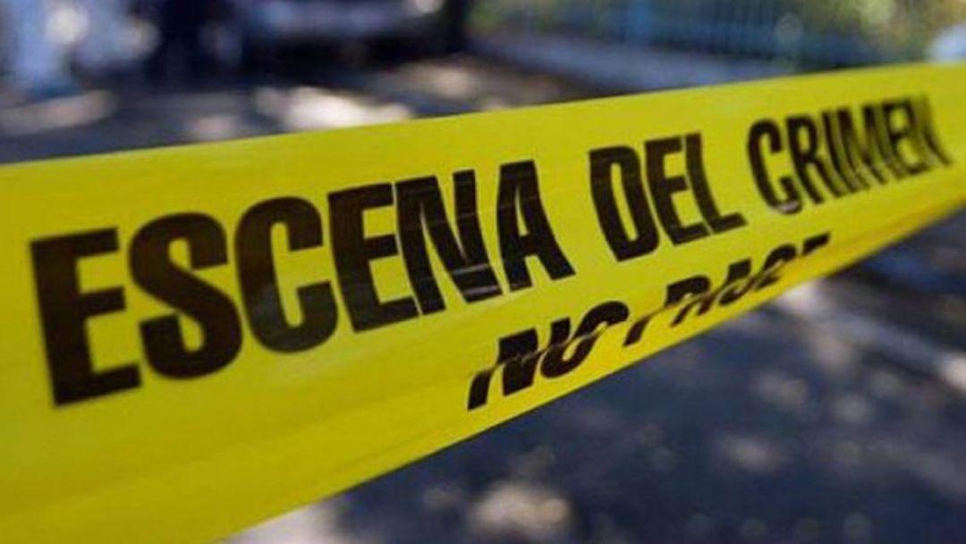 Encuentran Cuerpo Escena Crimen Foto